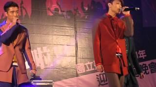 20121219 台南大學聖誕晚會 JPM-我沒有很想你