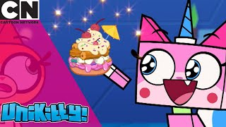 Unikitty! | Donut Making | Cartoon Network UK