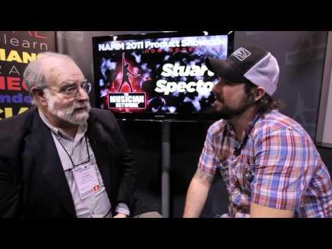 W NAMM 2011: SPECTOR - Mr. Stuart Spector