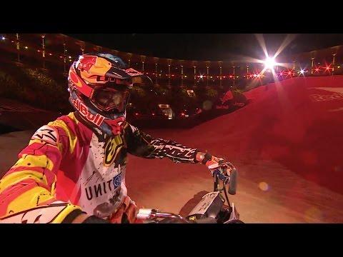 Red Bull X Fighters 2014 Madrid, Spain – Winning Run