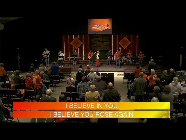 CWCC Worship Service:  cwcclive 2-7-21 8:15