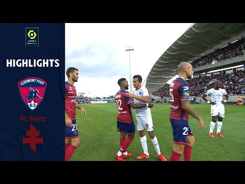 Clermont Metz Goals And Highlights