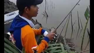 Bukan Mancing Basa Basi - Panen Double Strike Ikan Mujair
