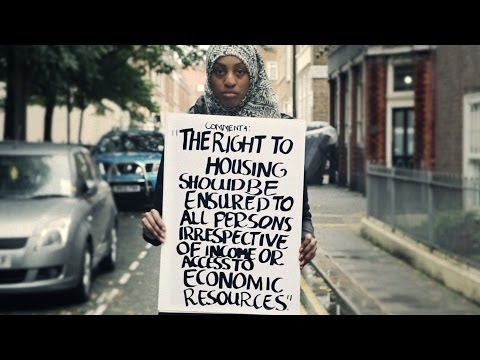 The Right to Shelter