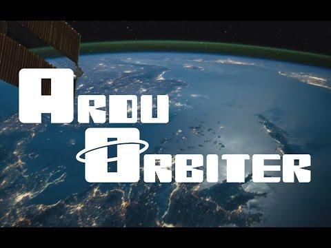 ArduOrbiter Promo