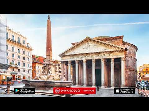 Pantheon – Presentation – Rome – Audio Guide – MyWoWo  Travel App