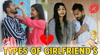 Types Of Girlfriends - Vijay Kumar Viner