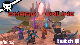 Chapter 2 Dungeon Raid! ▼ Shard Online ▼ ROBLOX Livestream