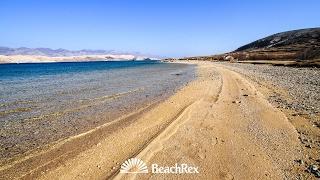 beach Sveti Duh, Kolan, island Pag, Croatia