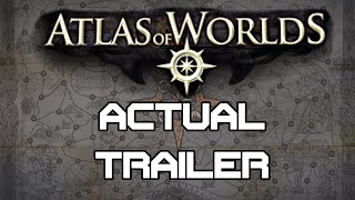 Path of Exile - Atlas of Worlds ACTUAL Trailer