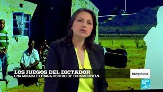 Turkmenistán: los Juegos del dictador