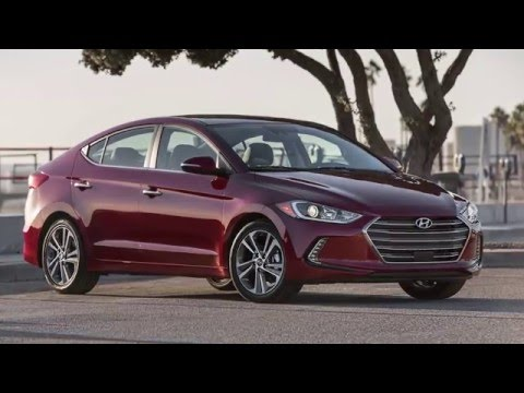 2017 Hyundai Elantra Review Ratings Specs Prices and Photos