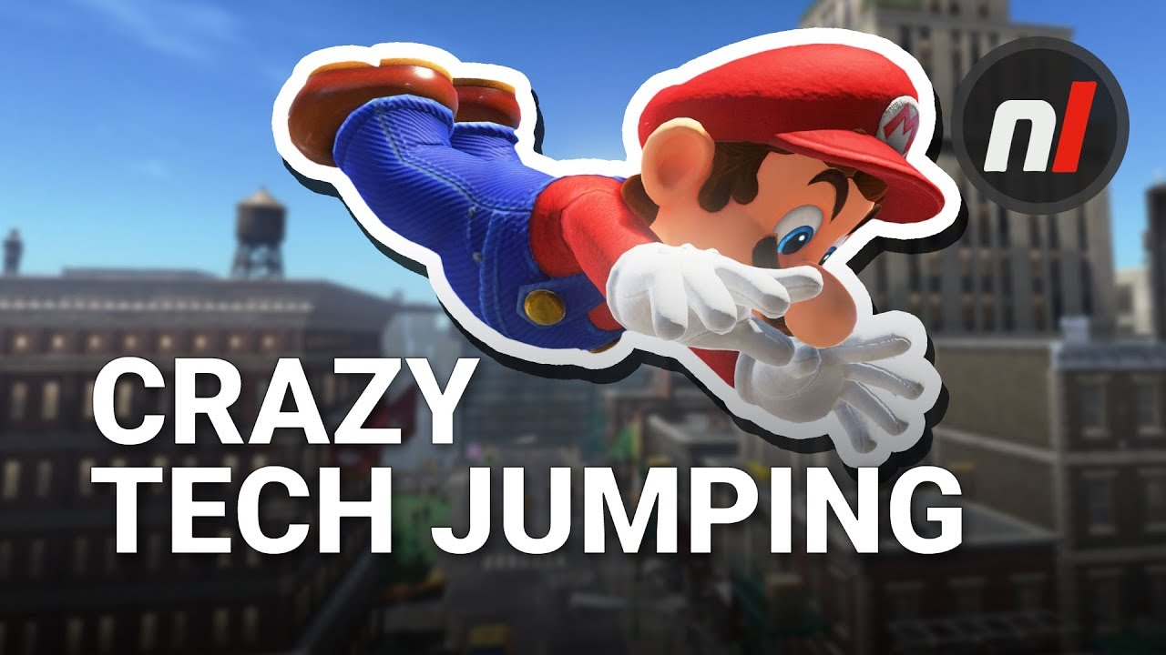 mario odyssey how to do cap jump