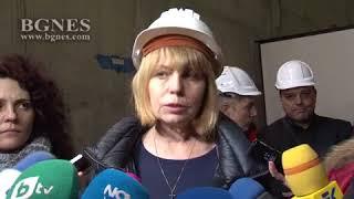 Йорданка Фандъкова: Има решение на МС за това да се предаде Ларгото на СО