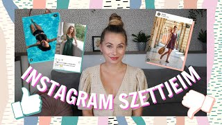 Instagram szettjeim kiértékelve | Viszkok Fruzsi
