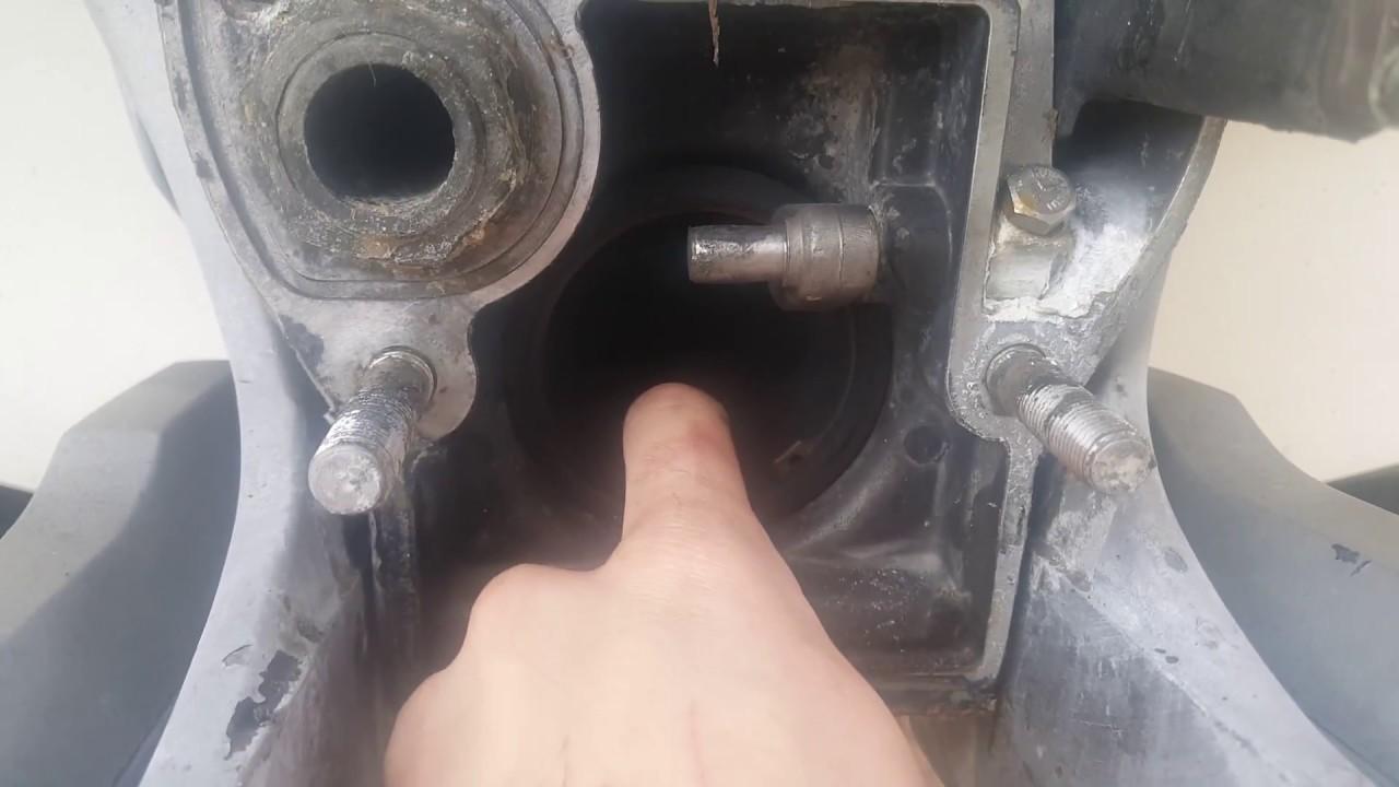 OMC Cobra Volvo Penta SX Bellows Assembly - Leak Check