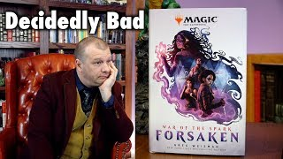 Decidedly Bad - War Of The Spark: The Forsaken - A Magic: The Gathering Novel by Greg Weisman