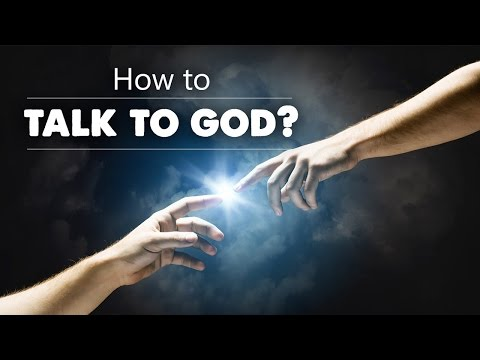 Spiritual Awakening - How to talk to god | spirituality