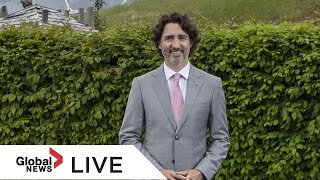 G7 top: Trudeau reveals Canada's COVID-19 vaccine sharing strategy|LIVE  | NewsBurrow thumbnail