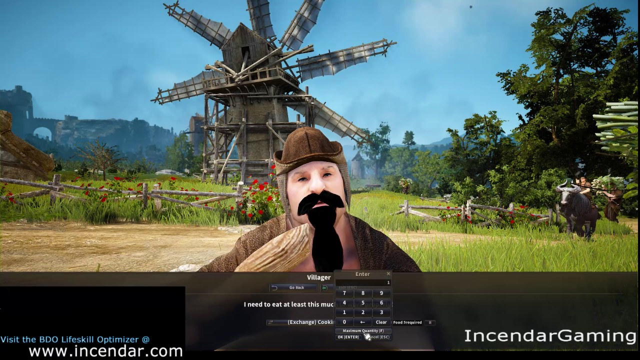 QUICK Lifeskill Fame with byproducts cooking alchemy for fame income Black  Desert Online BDO