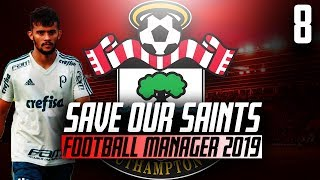 Football Manager 2019 Beta - Save Our Saints - Part 8 - Start of Season 2 💰💰💰 - Southampton F.C.