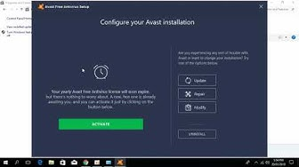 FIX Avast Service High CPU Usage Windows 10/8/7[UPDATED 2019]