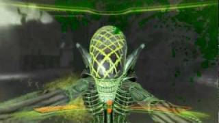 Aliens Vs Predator Multiplayer Gameplay Gateway Predator more Ati 5870 END