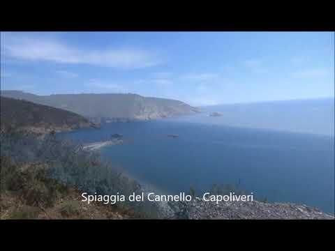Spiaggia del Cannello a Capoliveri, Isola d'Elba