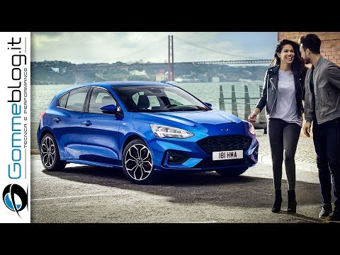 Ford Focus 2018 - 2019 - INTERIOR and EXTERIOR | Sedan, Estate/Wagon and Hatchback