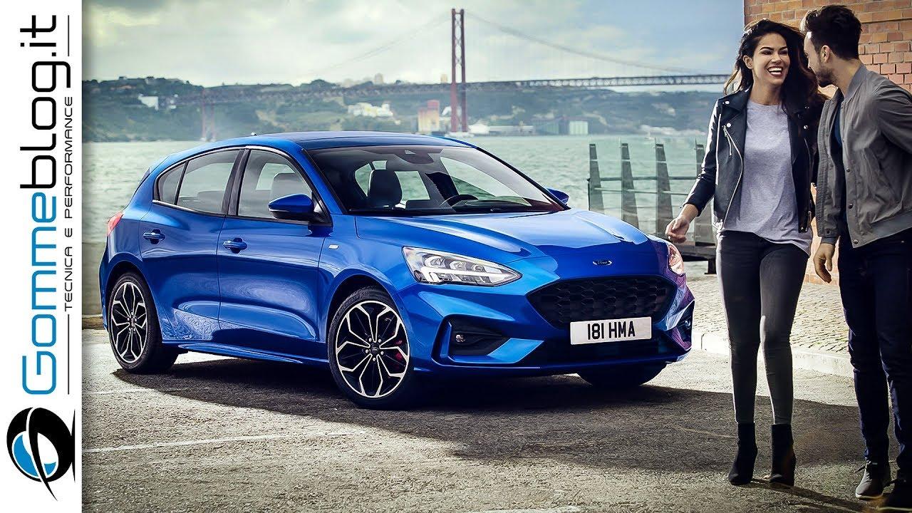 ford focus 2018 - 2019 - interior and exterior