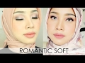 Romantic Soft Makeup For Party Or Graduation Irn