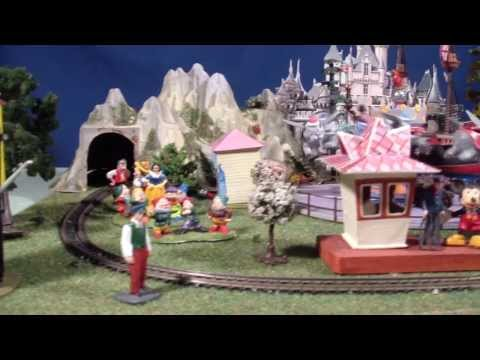 Casey Jr. Train (N Gauge)