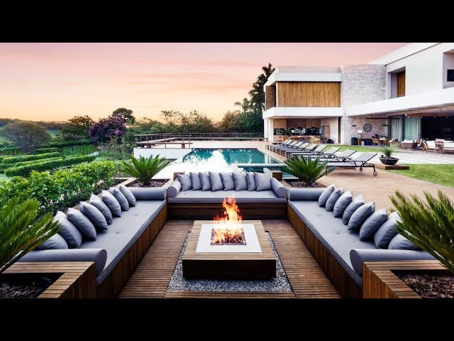 120 Patio Furniture Design Ideas For Modern Backyard Seating Arrangement Outdoor Furniture Ideas Youtube