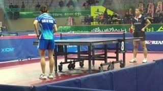 김경아 Kim Kyung Ah vs. 박미영 Park Mi Young:  Game 4