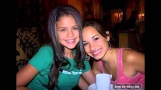 Selena Gomez and Demi Lovato-Best friendship.