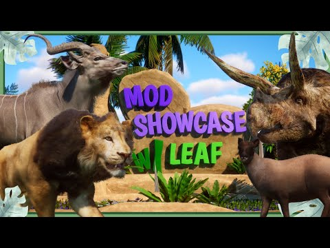 20 NEW MODS! - Planet Zoo Mod Showcase |