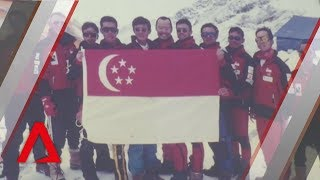 Singapore's first Mount Everest conquerors - 20 years on thumbnail