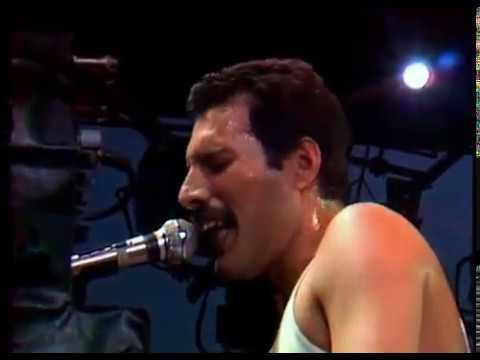 "Queen ""Live At The Bowl, Milton Keynes"" 5 June 1982 Full Show"