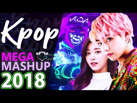 Best of KPOP MEGA MASHUP 2018 (lvl 99 + Songs) by ThaMonkeySquad Rewind ⏪ txt
