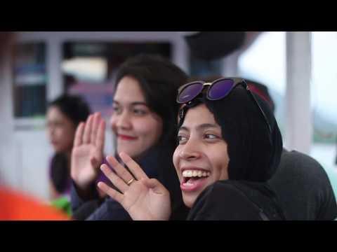 BANK MANDIRI KELAPA GADING JAKARTA - TRIP TO PULAU PAHAWANG - FUNTRIPSTOUR