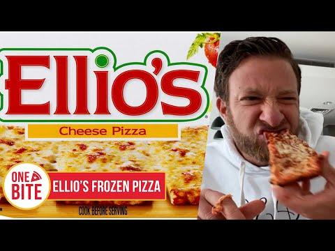 Barstool Pizza Review - Ellio's Frozen Pizza