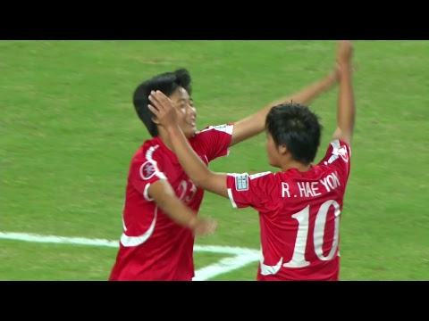 Uzbekistan vs DPR Korea  (AFC U-19 Women's Championship)