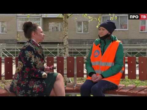 Ответственная за уют: Елена Семёнова рассказала о работе дворника