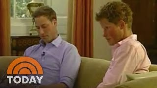 Interview: Prince Harry and Prince William Discuss Military Service | Archives | TODAY