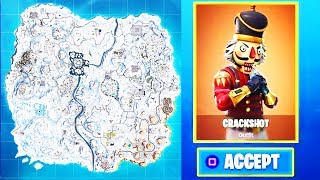 This *NEW* CHRISTMAS MAP UPDATE.. (FREE REWARDS Fortnite SEASON 7)