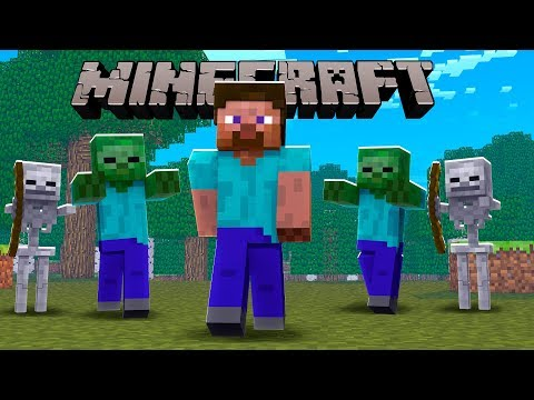 10 Years Of Minecraft [Stream 1] | PLAYING MINECRAFT ...
