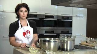 Mézeskalács készítés, tészta