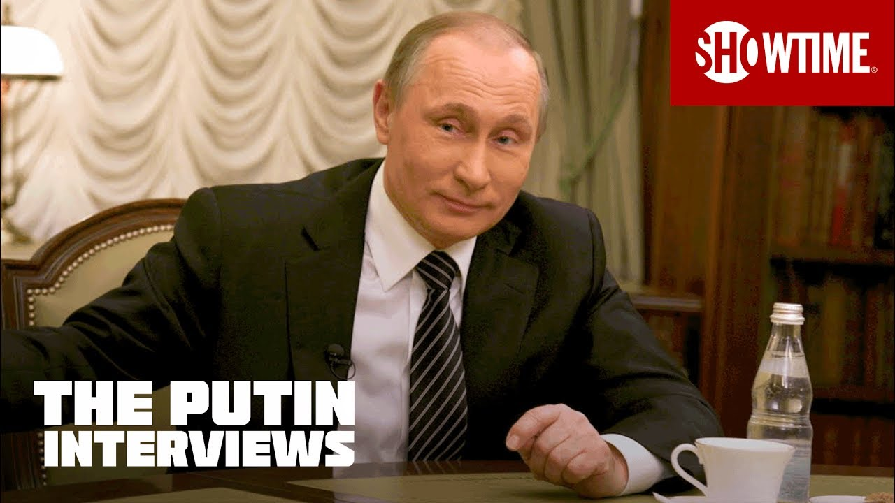 The Putin Interviews | Vladimir Putin in His Own Words | Oliver Stone SHOWTIME Documentary