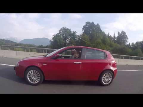 Soča Valley Road Trip