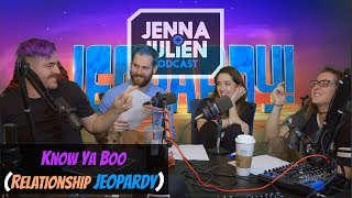 Podcast #182 - Know Ya Boo (Relationship Jeopardy)